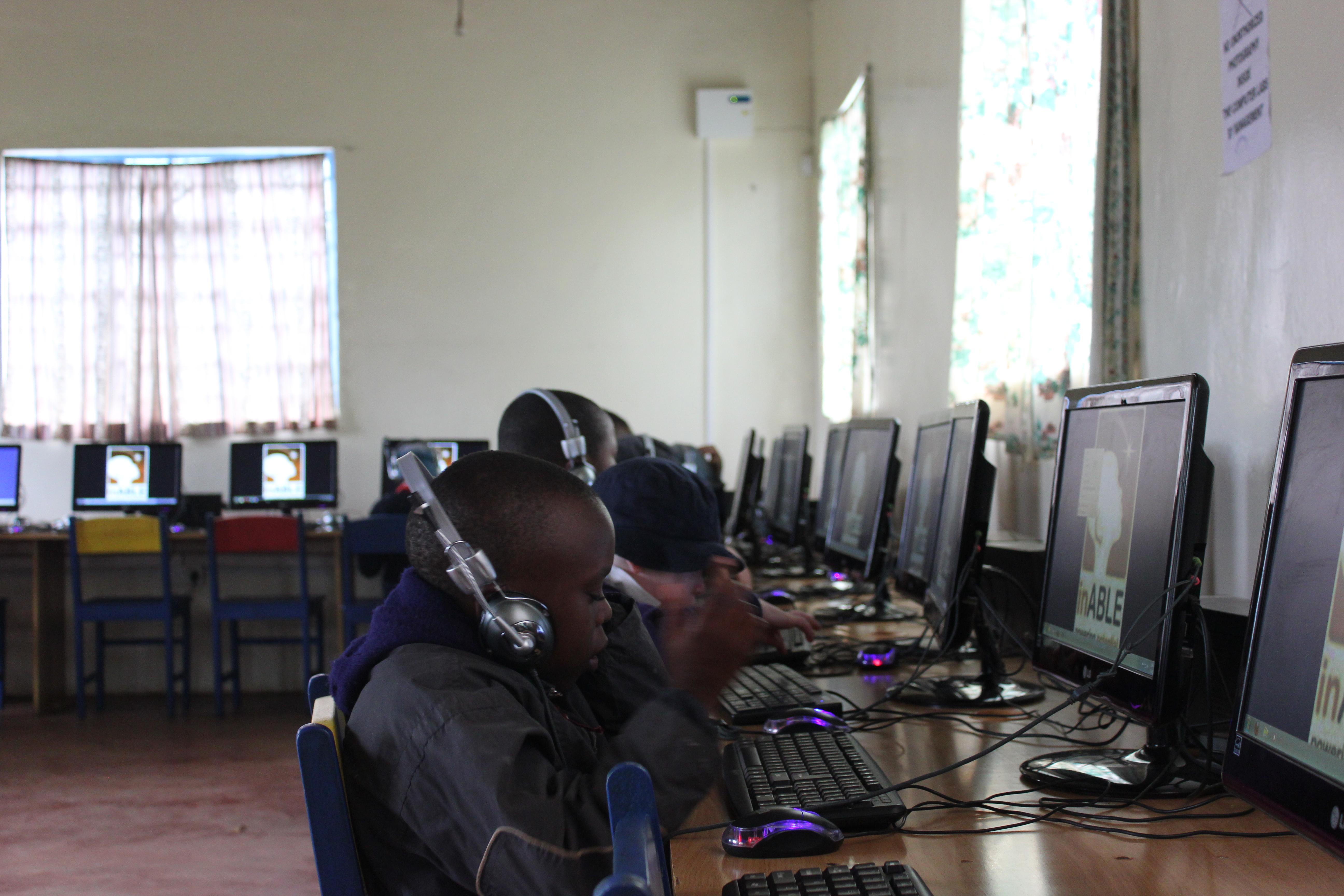 Thika School for the blind – Wanjiku s Take